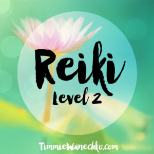 Reiki Level 2 Certification Edmonton
