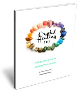 Crystal Healing 101 e-book by Timmie Wanechko