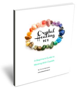 Crystal Healing 101 e-book by Timmie Wanechko