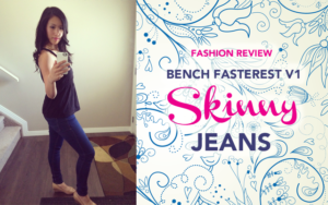 Bench Fasterest Skinny Jeans Review