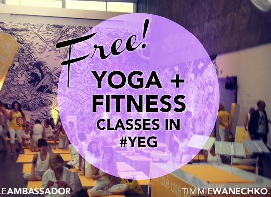 Free Yoga and Fitness Classes in Edmonton - Timmie Wanechko Edmonton Reiki