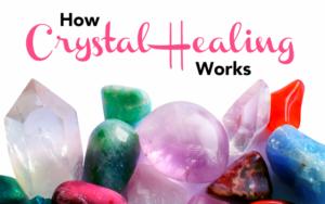 How Crystal Healing Works by Timmie Wanechko - Edmonton Reiki