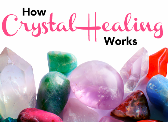 How Crystal Healing Works by Timmie Wanechko - Edmonton Reiki