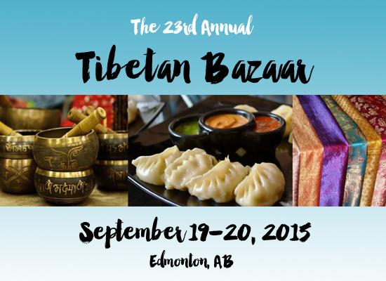 Tibetan Bazaar 2015 - Edmonton, AB