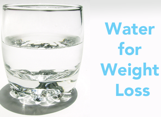 Water for Weight Loss by Timmie Wanechko