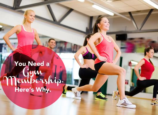 You Need a Gym Membership. Here's Why. - Timmie Wanechko Edmonton Reiki