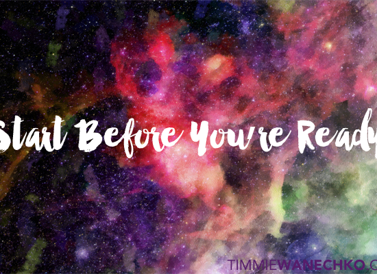 Star Before You're Ready by Timmie Wanechko Edmonton Reiki Training and Crystal Healing